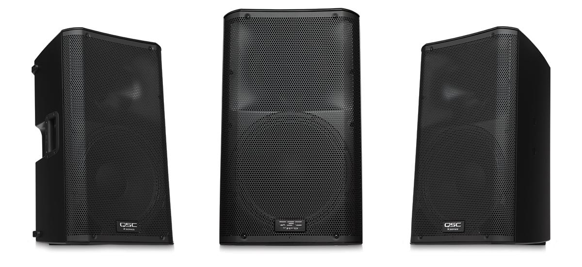QSC K12 Powered Speaker - $85