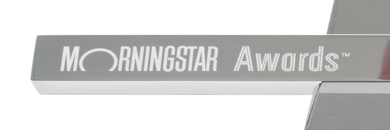 Morningstar Awards font — Alexander Skoirchet