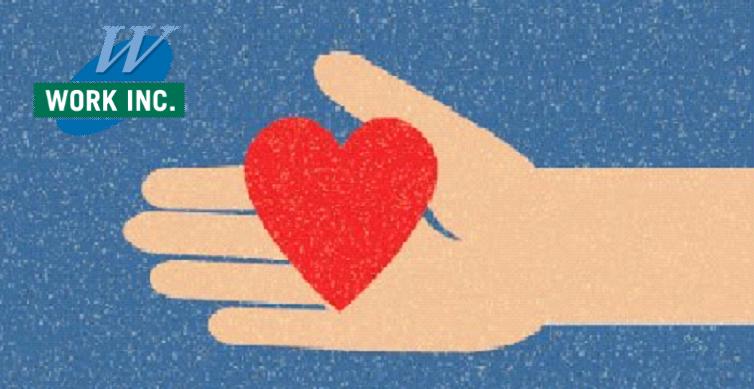 WORK Inc. Charitable Giving Initiative -