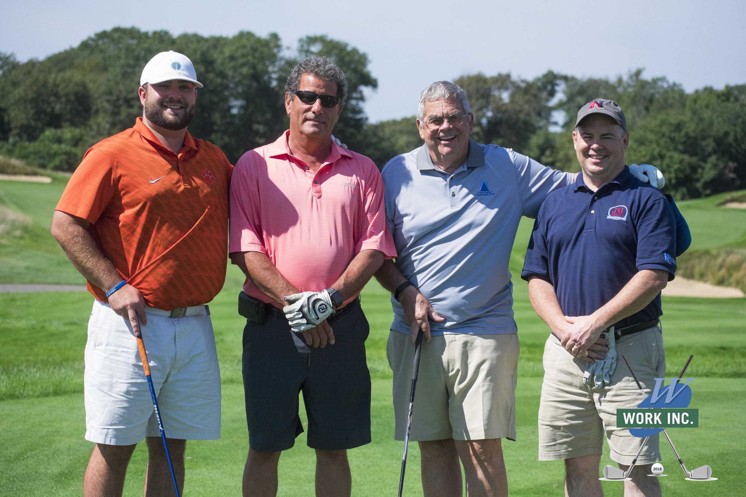 Hank Cheney golf Classic 2018 -