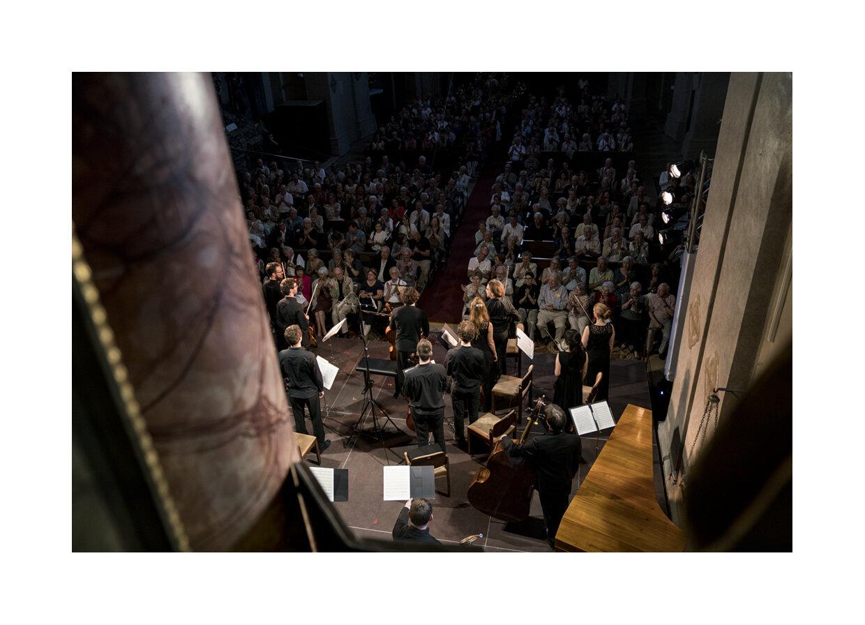 Nicolas Altstaedt & Lockenhaus Festival Ensemble, Eröffnungskonzert 04.07.19