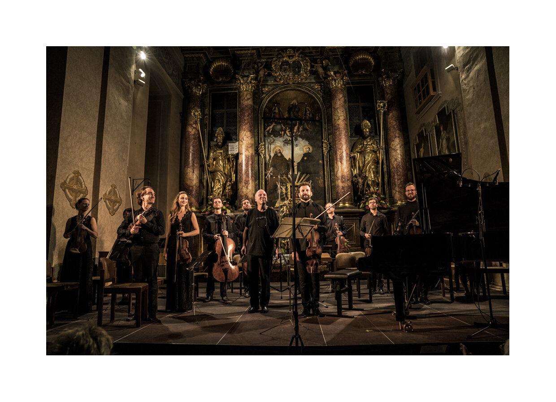 Ilay Gringolts, Alexander Lonquich, Lockenhaus Festival Ensemble, Eröffnungskonzert 04.07.19