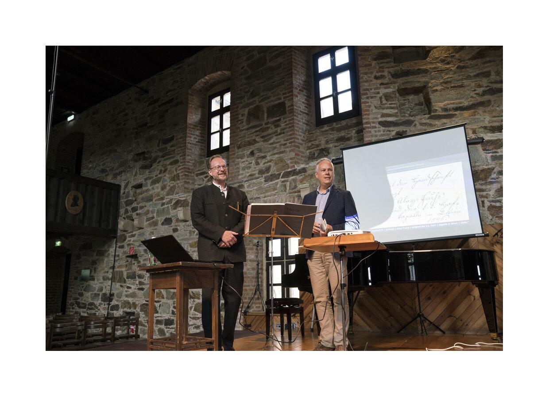 Wolf-Dieter Seiffert, Géza Rhomberg, 08.07.19