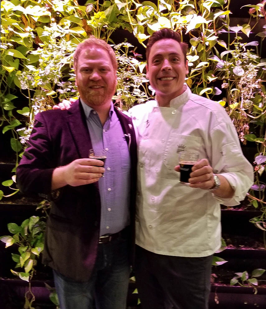 Guinness Brand Ambassador and Chef Jeff Mauro