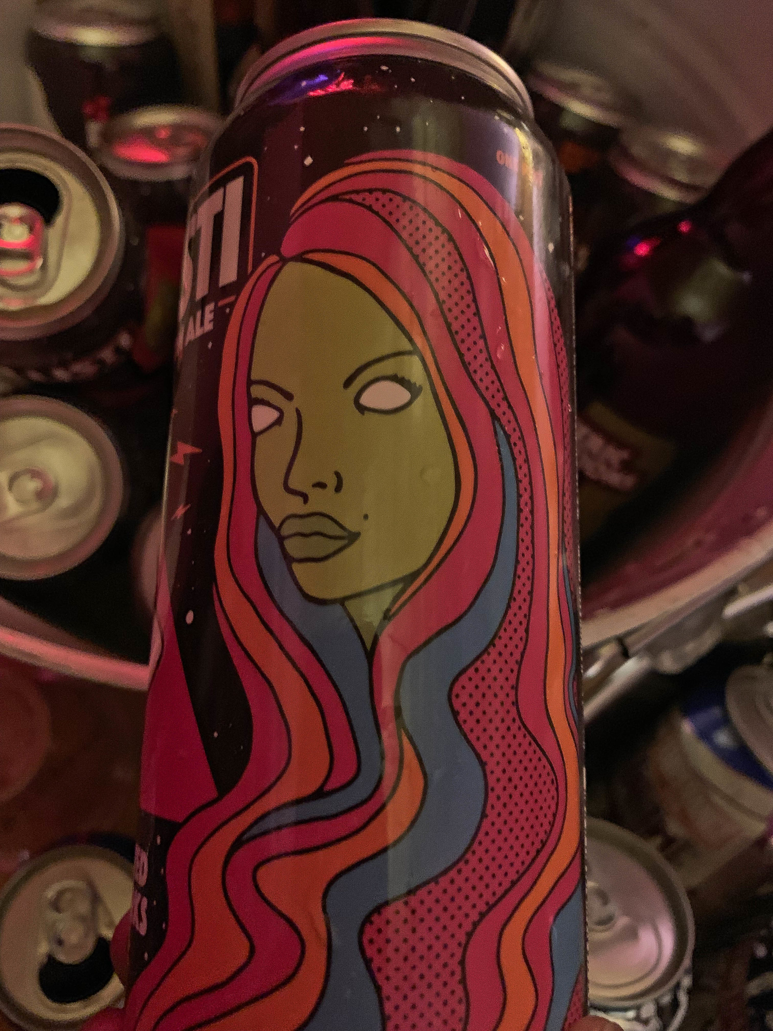 This can is trippy right?