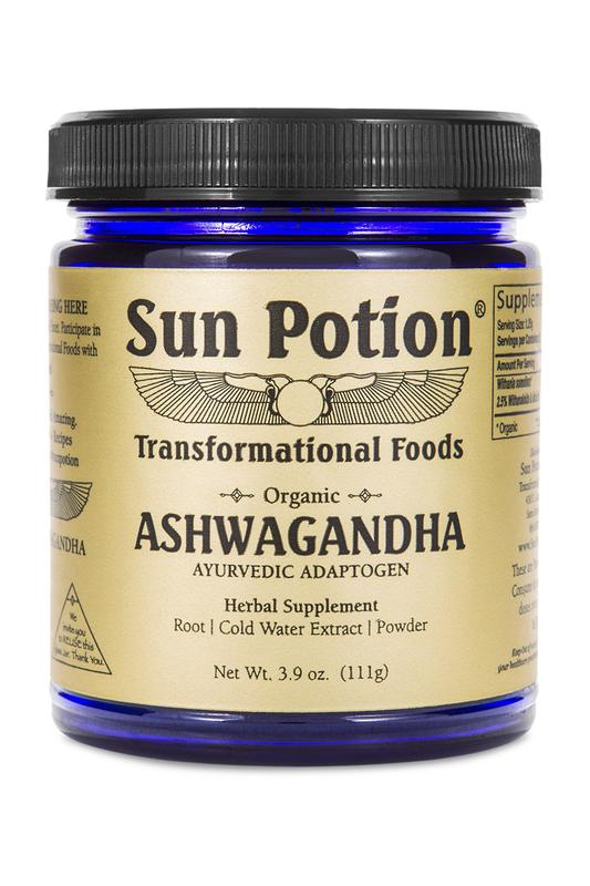 """Ashwagandha is a regular in my house during the winter months, any times of increased stress and before I travel. I mix it in water or tea :)   Use code 'welcome15' for 15% off your order!   Ashwagandha is a vital herb in Ayurvedic Medicine with a long history of therapeutic use and is sometimes referred to as """"Indian Ginseng."""" The plant contains a full spectrum of healing properties.  Tonify the immune system  Inspire Vigor and Strength  Increase the body's levels of Super Oxide Dismutase  Harmonize Mind, Body, and Spirit  Reduce the effects of mental, emotional, and physical stress"""