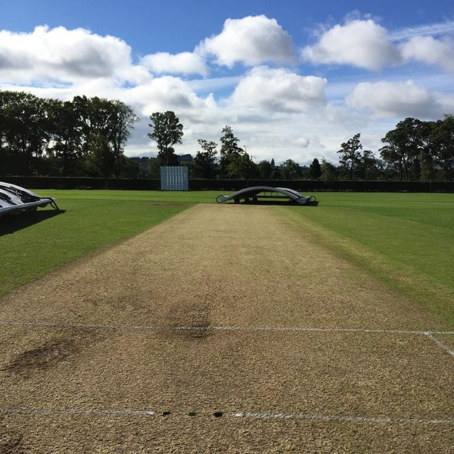 The weather is looking superb for our pre-season friendly match against Musselburgh at Newfield on Saturday 20th at 12. ☀️☀️☀️🏏 #cricket #edinburgh #scotland #spring #sky #bluesky #britishsummer #scottishsummer #thisisedinburgh