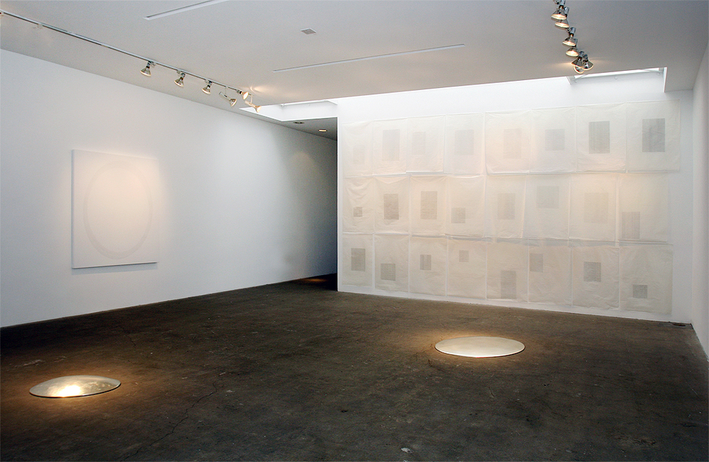 Drawings and Sculpture by Nancy Riegelman