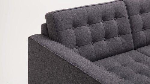 Reverie 3 Seater Sofa Fabric M