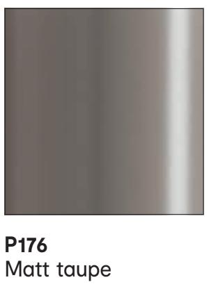 P176 Metal Matt Taupe - Calligaris - M Collection NYC.png