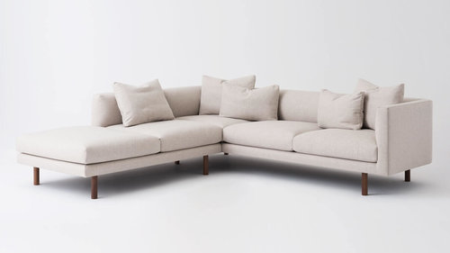 Replay Open Chaise Sectional Sofa - LAF - EQ3