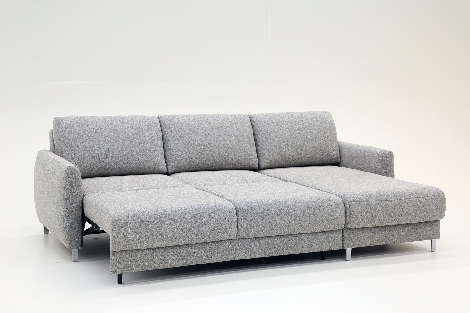 Delta Sectional Storage Sofa Bed M