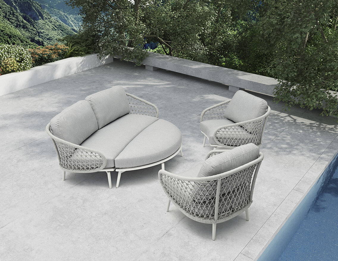 Cuddle Outdoor Sofa M Collection Home
