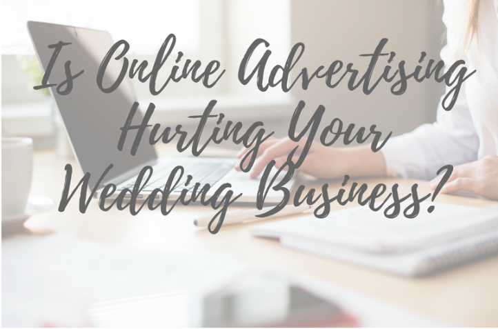 """The question has to be asked. In light of  Wedding Wire's """"Wedding Cost Guide""""  published in January, we as wedding professionals have to take a hard look at whether or not online advertising is hurting our businesses. Facebook lit up from coast to coast after the cost guide went live. Wedding Wire claims to be the foremost best resource for couples planning their weddings in the country. So their word matters. Why it should matter to you is because their cost guide is flawed. Whether you are a wedding planner, photographer, bakery, or DJ, the guide gives couples a much lower average price point, than what vendors actually charge. That hurts your ability to charge what you """"the advertiser"""" what your worth.  Upon pressing them they say the average cost guide is categorized by area and what price vendors publish on their listings. Here is the problem with that. I've heard from advertiser after advertiser that when they have complained to Wedding Wire about lack of leads, they tell them to lower their price on their store front listing in order to get more click throughs. That means the information they're using to create their cost guides is flawed.  Why is this a big deal? Because couples take what the resource tells them as gospel. If you're a vendor and you're sending pricing information to prospective couples, they're calling you back saying that you're pricing is too high. Why because online listings are telling them so. Trying to convince a couple that your pricing is industry standard and fair becomes impossible. This practice also opens up vendors who will undercut you, and give unprofessional service to couples looking for a deal. It's a problem that is hurting our business and quite frankly the wedding industry as a whole. Your cost of doing business include...um hello...ADVERTISING, rent for your studio, marketing, phone bill, insurance, etc., and on and on. If you can't cover your costs, this advertising is hurting your business.  Washington DC Wedding Pla"""