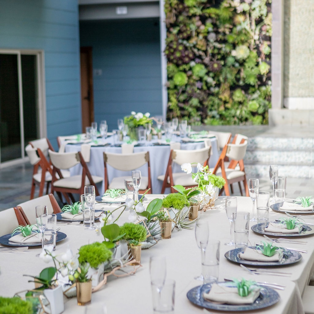 Shade Hotel eco Chic Luncheon -
