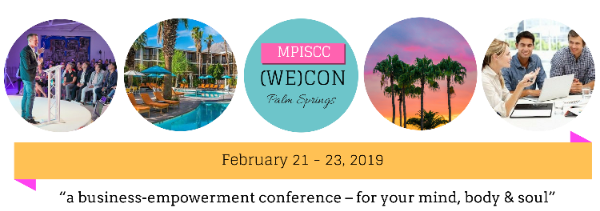 MPISCC (WE)CON Palm Springs