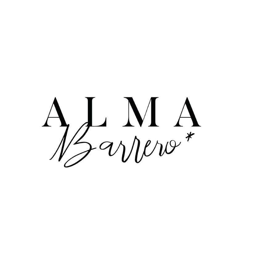 Alma Barrero Website