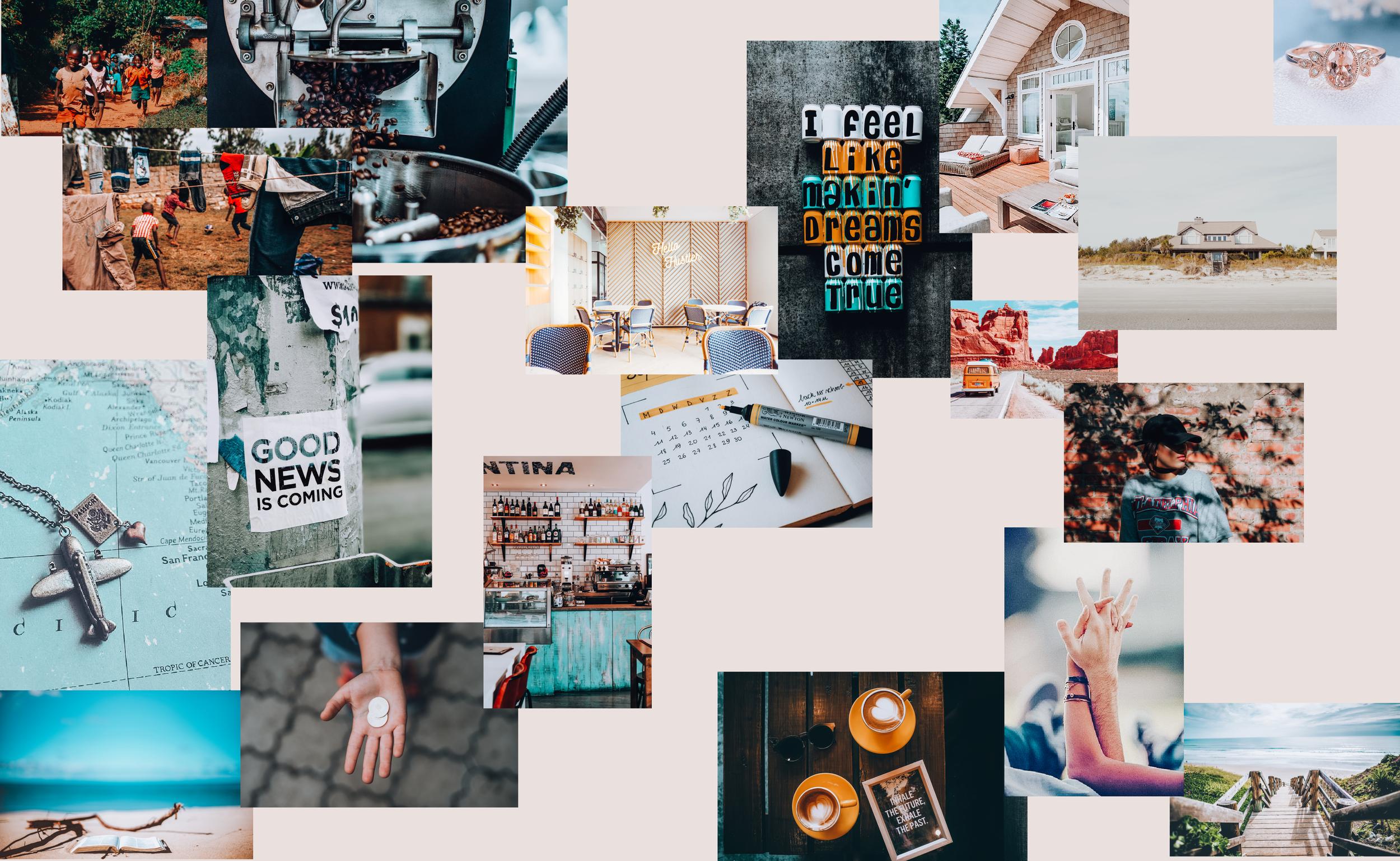 2019 Vision Board - LJ Media House
