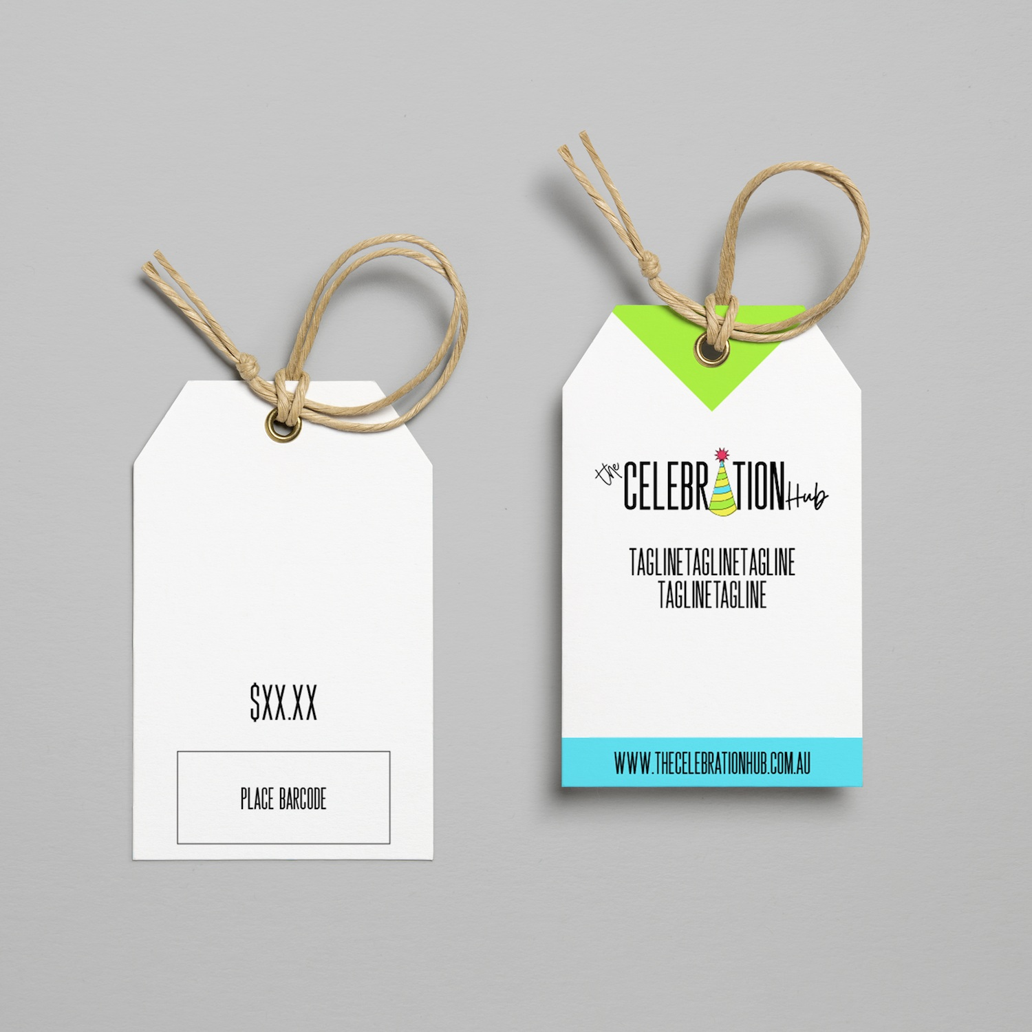 Label+tag+Mockup