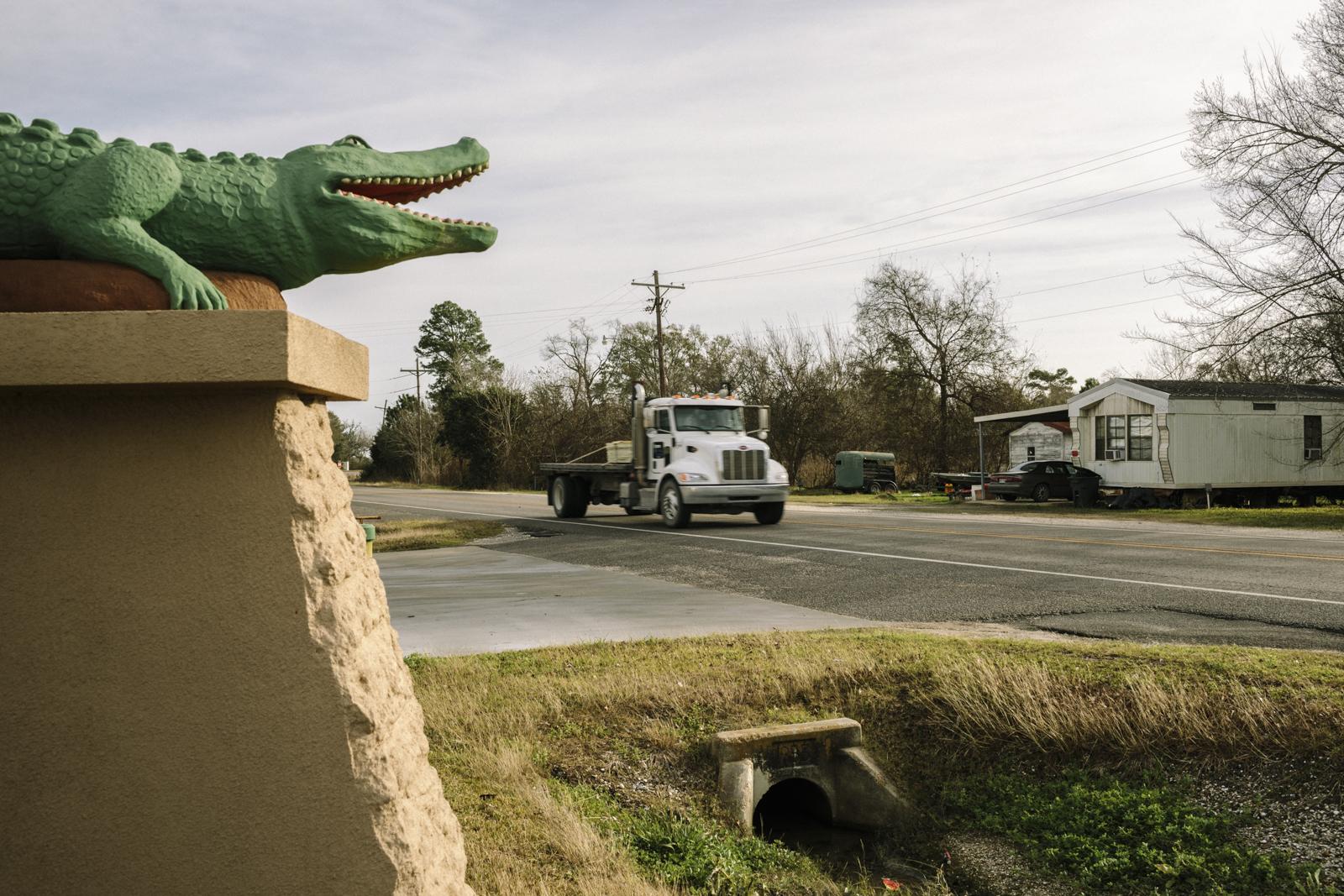 Cameron Parish, Louisiana - Trump Town USA