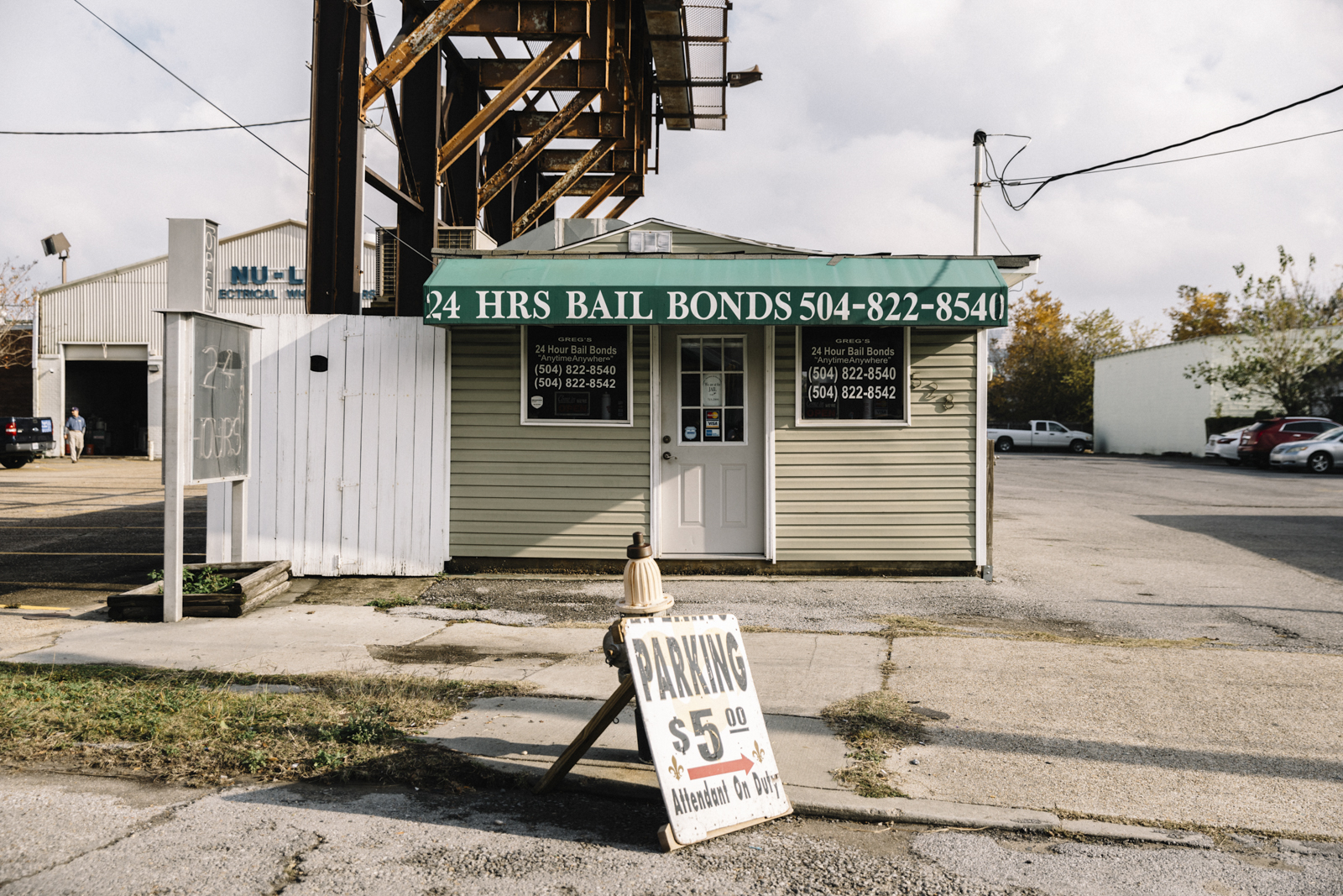 Bail Bonds - New Orleans