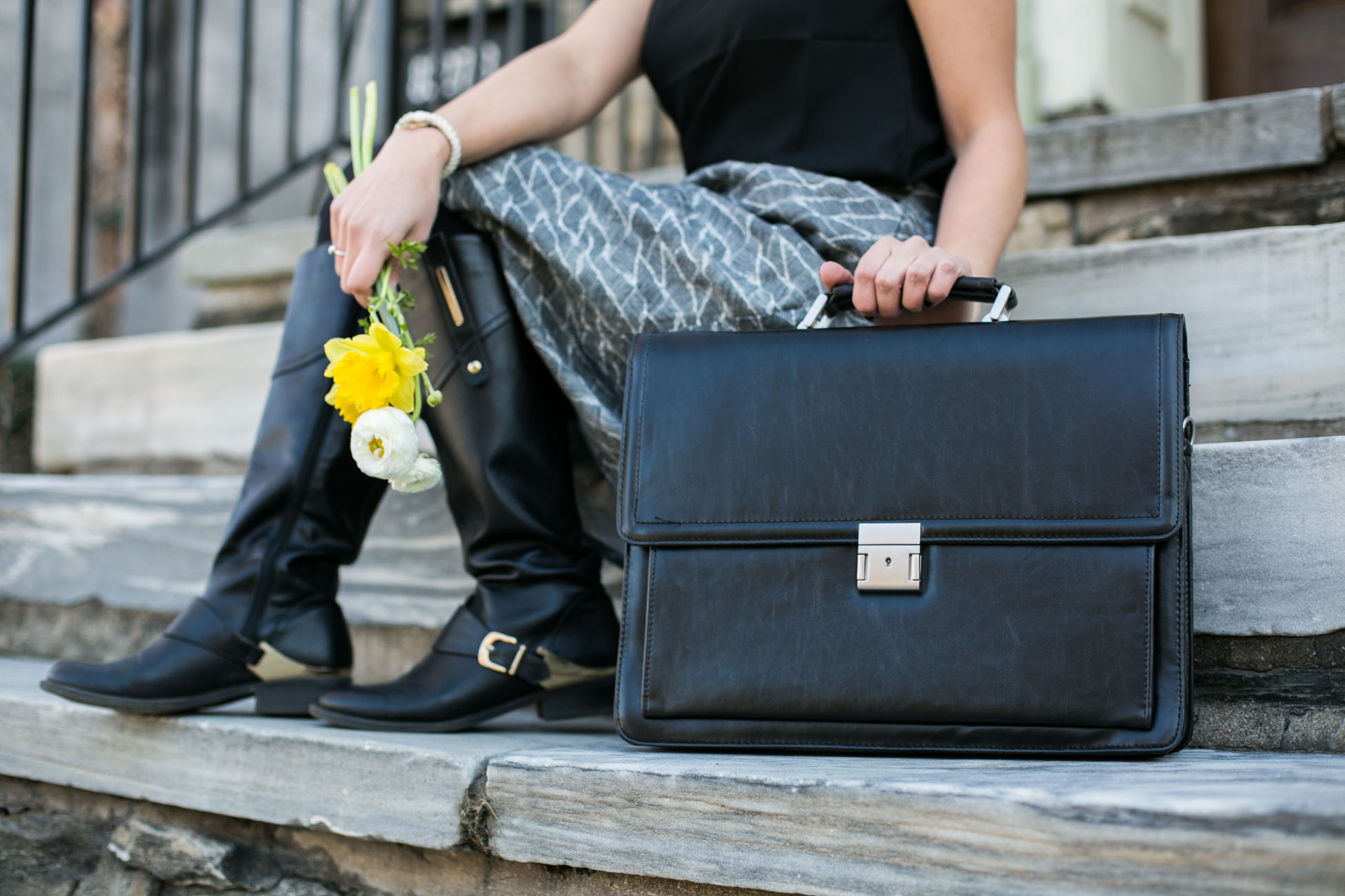 VeganWear by Avi Fox Photography Vegan Leather Briefcase and Laptop Case-17.jpg