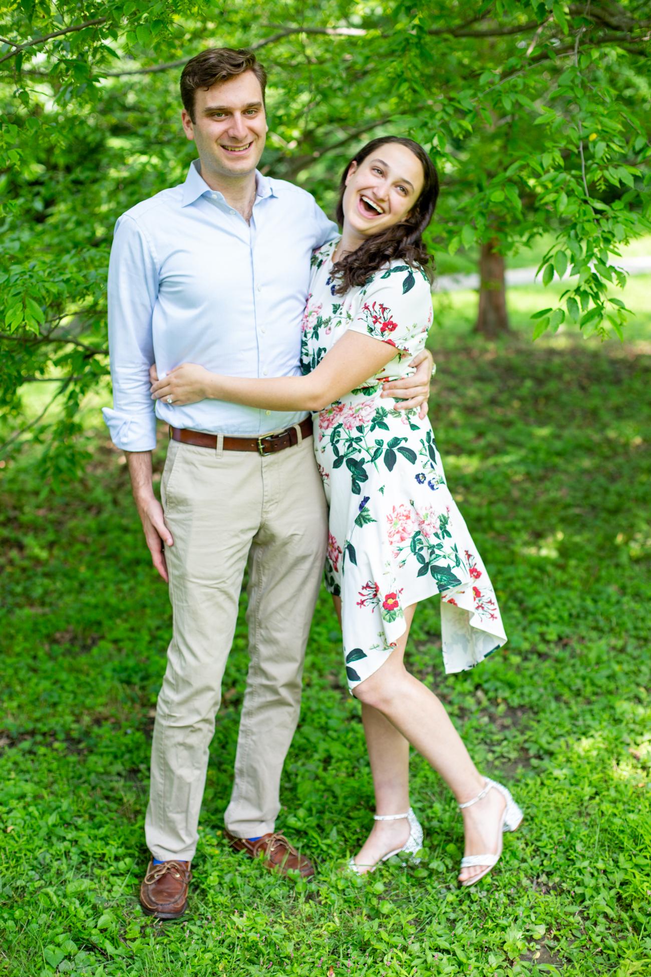 Elizabeth and Alex's Wedding Ceremony in Merion Botanical Gardens by Avi Loren Fox LLC-18.jpg