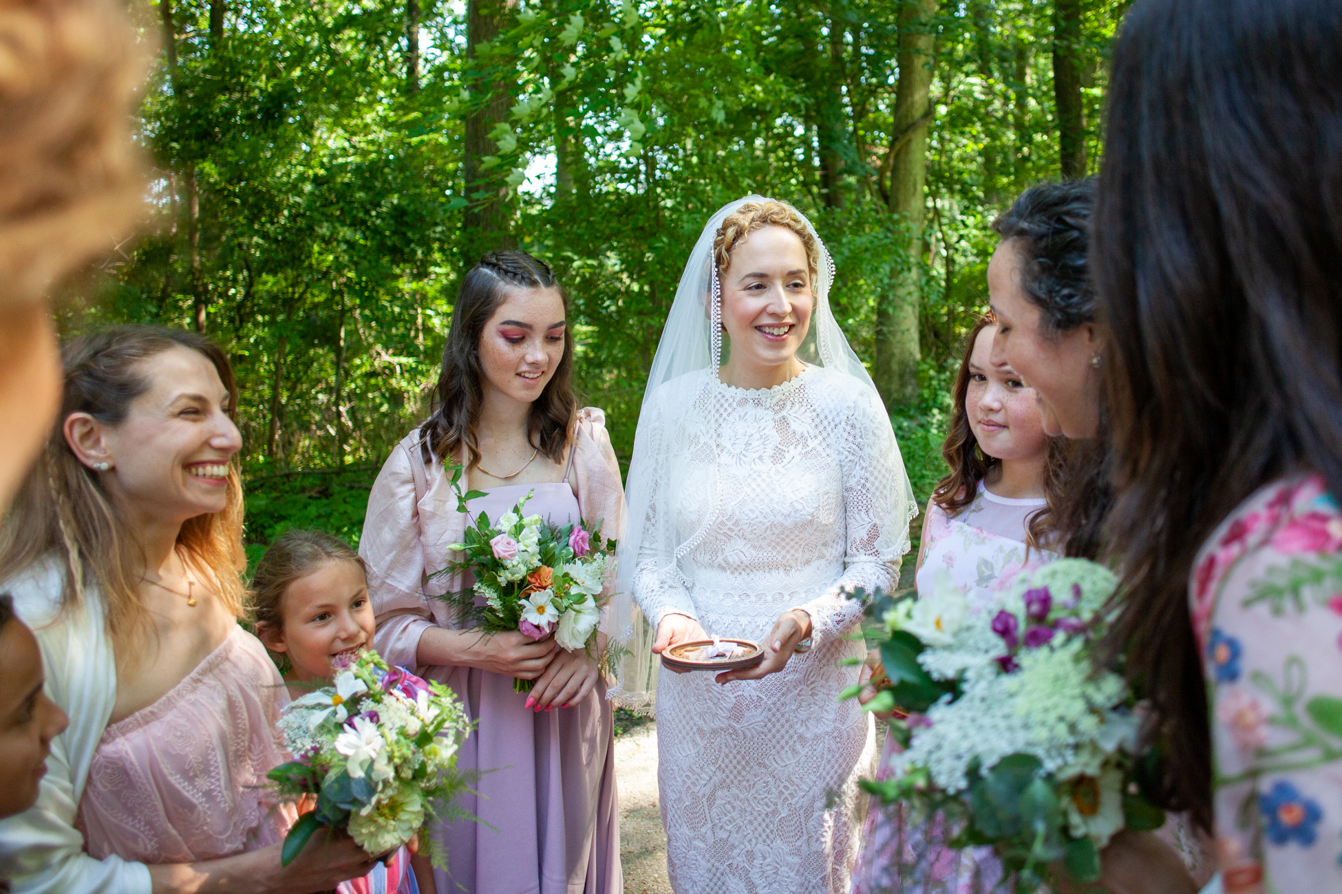MaryFatimah and Noah's Summer Wedding at Bawa Muhaiyaddeen Fellowship Farm by Avi Loren Fox LLC-10.jpg