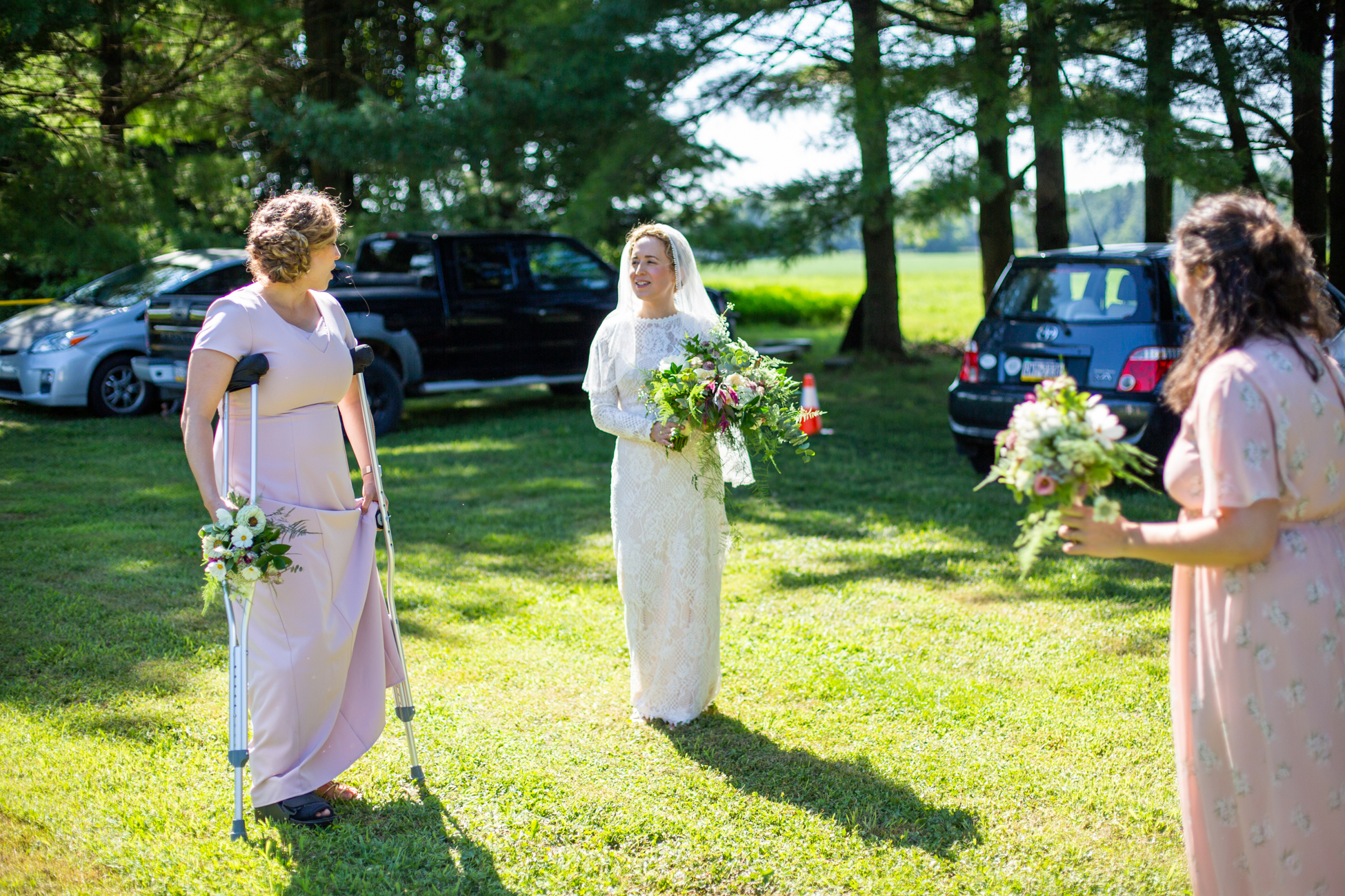 MaryFatimah and Noah's Summer Wedding at Bawa Muhaiyaddeen Fellowship Farm by Avi Loren Fox LLC-11.jpg