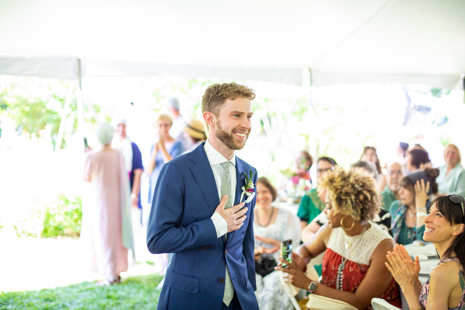 MaryFatimah and Noah's Summer Wedding at Bawa Muhaiyaddeen Fellowship Farm by Avi Loren Fox LLC-14.jpg
