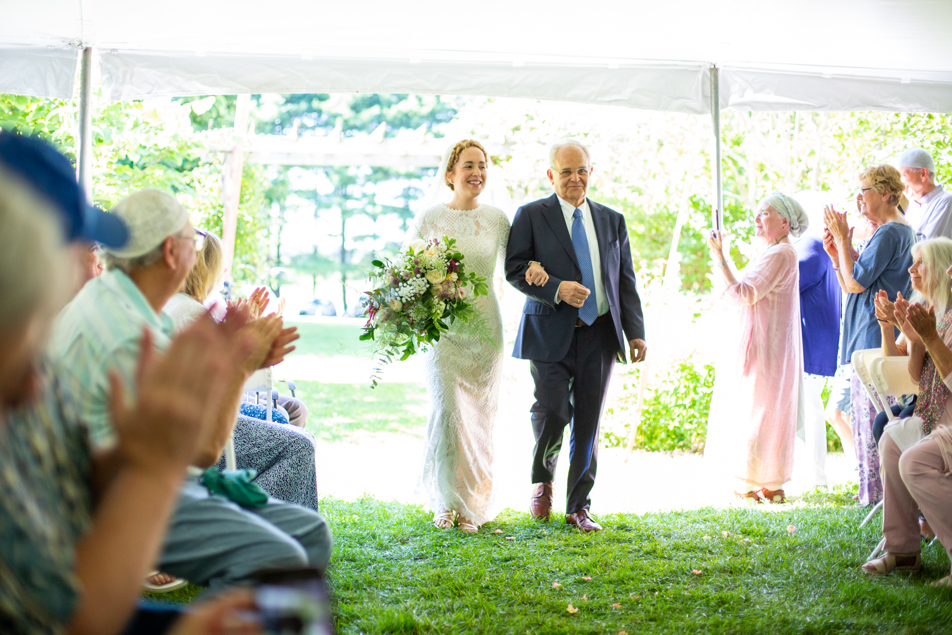 MaryFatimah and Noah's Summer Wedding at Bawa Muhaiyaddeen Fellowship Farm by Avi Loren Fox LLC-17.jpg