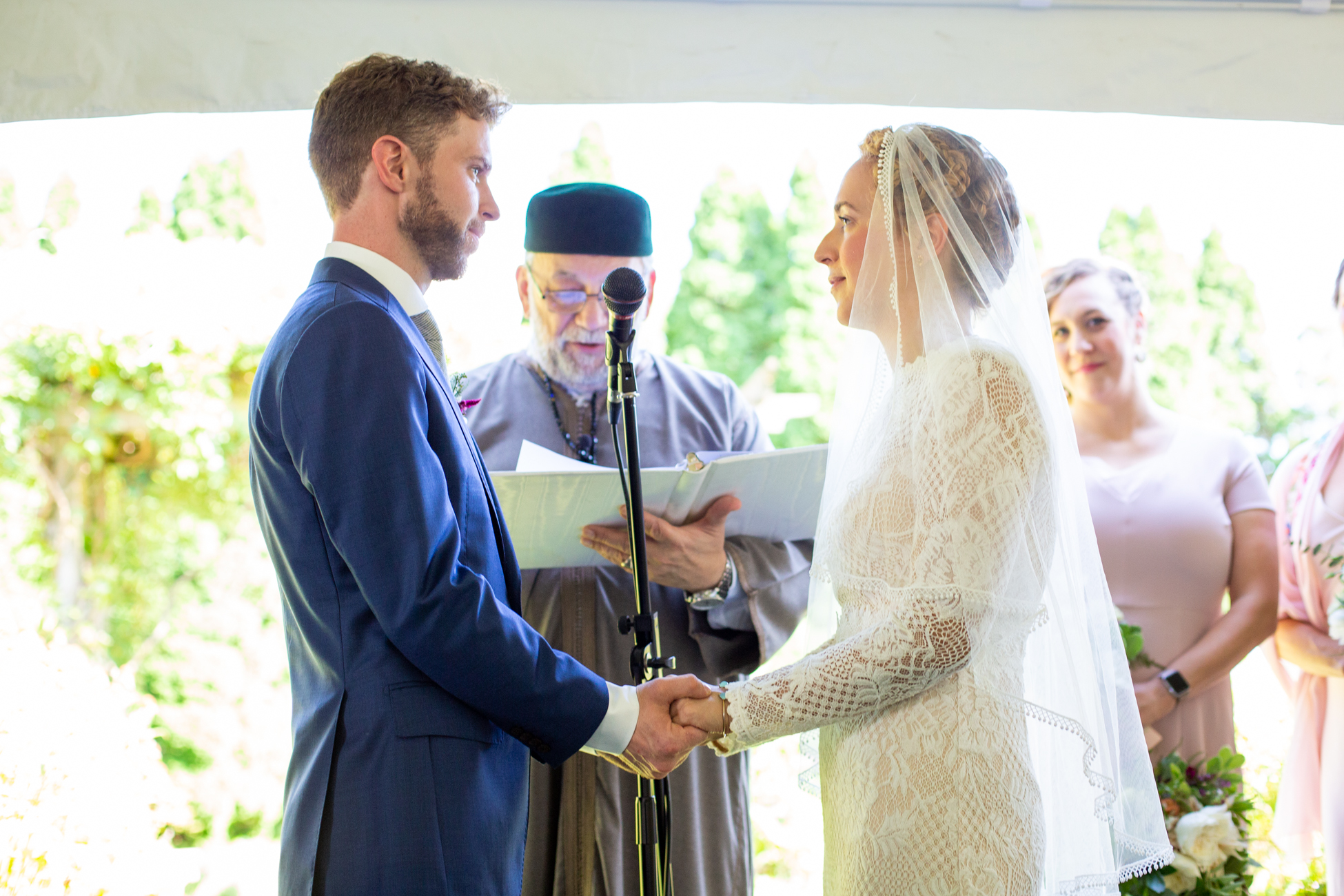 MaryFatimah and Noah's Summer Wedding at Bawa Muhaiyaddeen Fellowship Farm by Avi Loren Fox LLC-23.jpg
