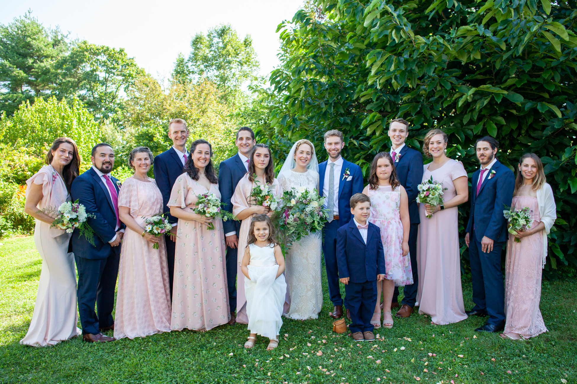 MaryFatimah and Noah's Summer Wedding at Bawa Muhaiyaddeen Fellowship Farm by Avi Loren Fox LLC-31.jpg