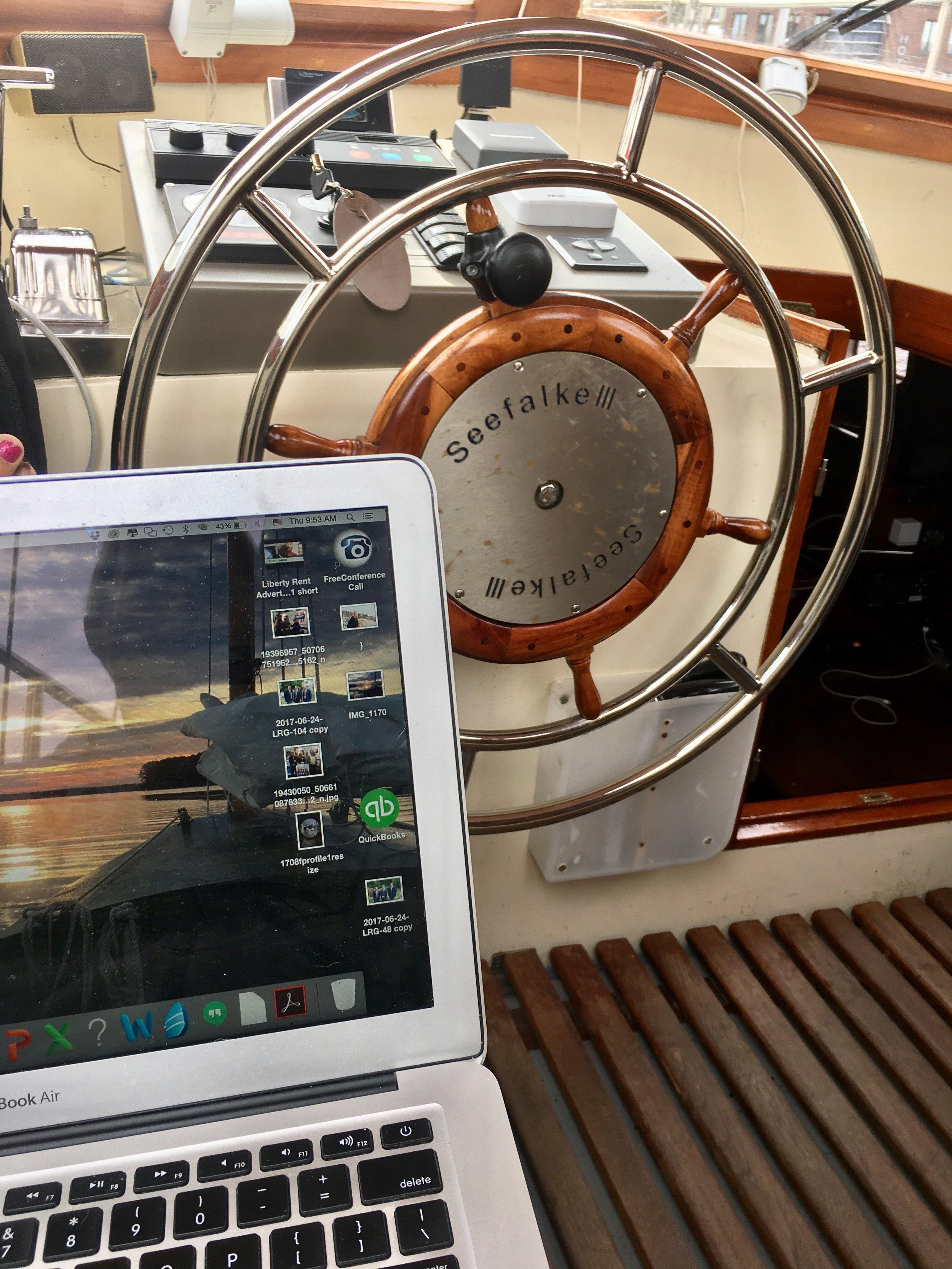 Voyage Planning -