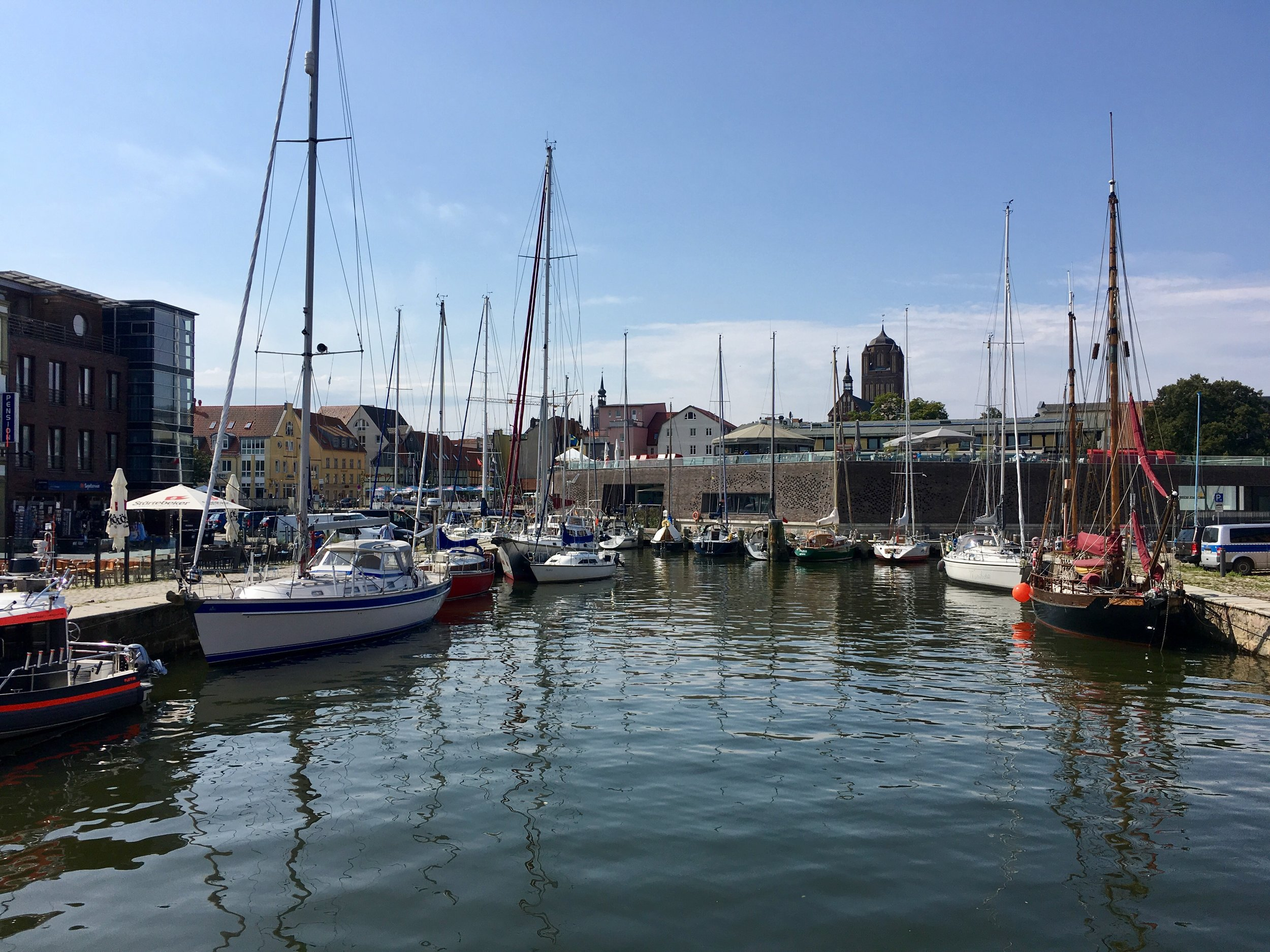 Stralsund, Germany - BALTIC SEA - GERMANYCLICK HERE