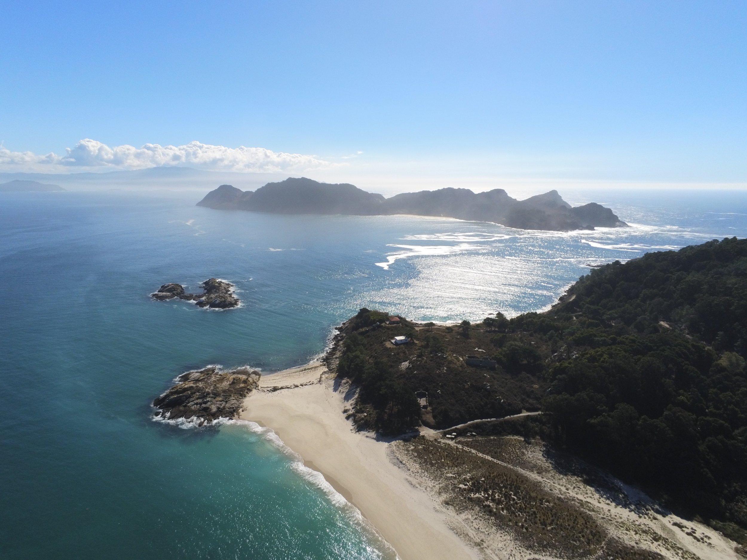 Playa de Rodas - ATLANTIC OCEAN - COAST OF SPAIN