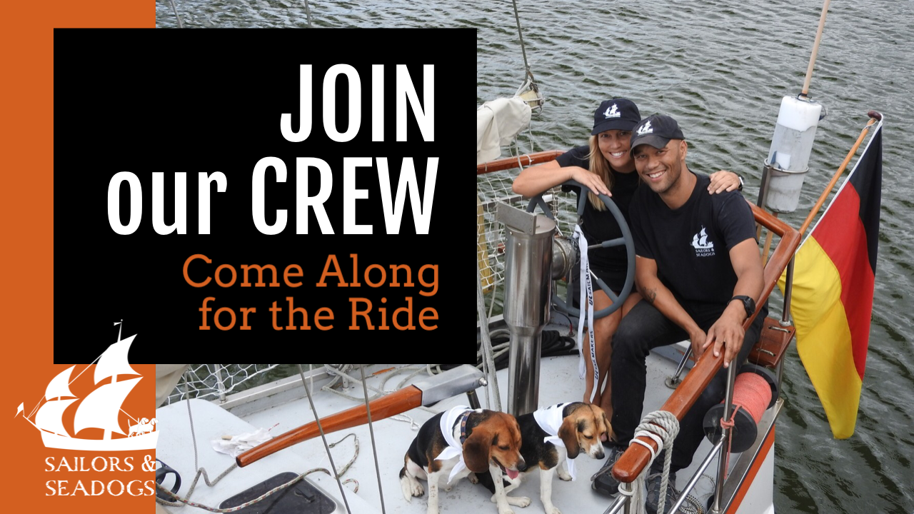 Come Along and Sail with us
