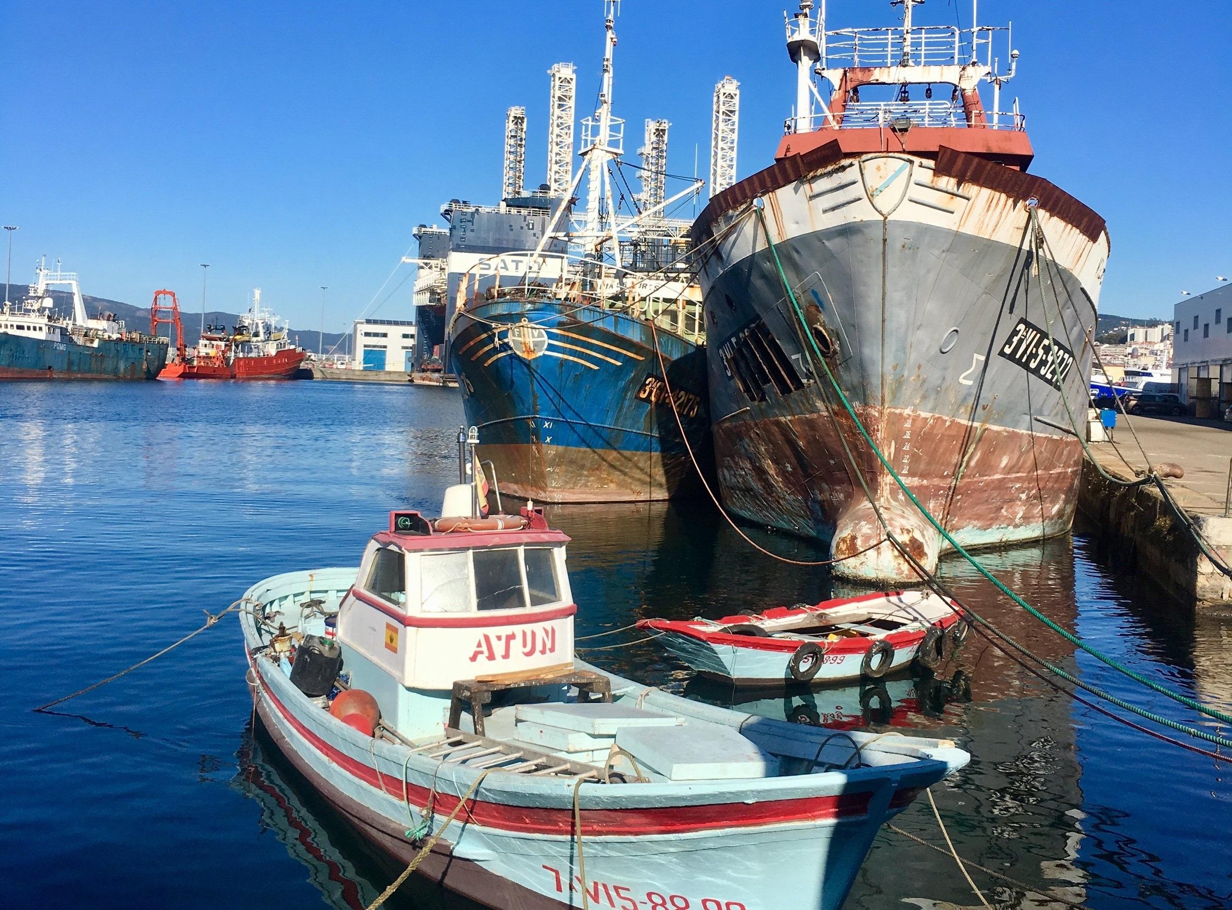 Vigo, Spain - SPANISH ATLANTIC COASTCLICK HERE