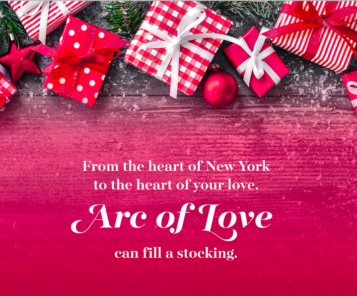 If you like a physical CD of Arc of Love head to the Union Square and Tribeca Barnes & Noble locations in NYC