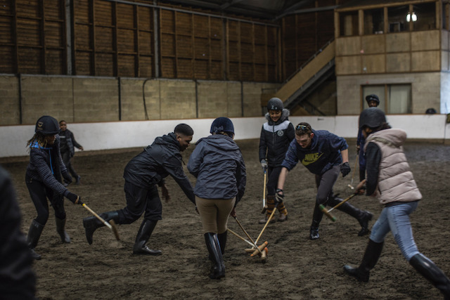Group lessons for up to 6 people - Photo credit: Dan Kitwood / Getty Images