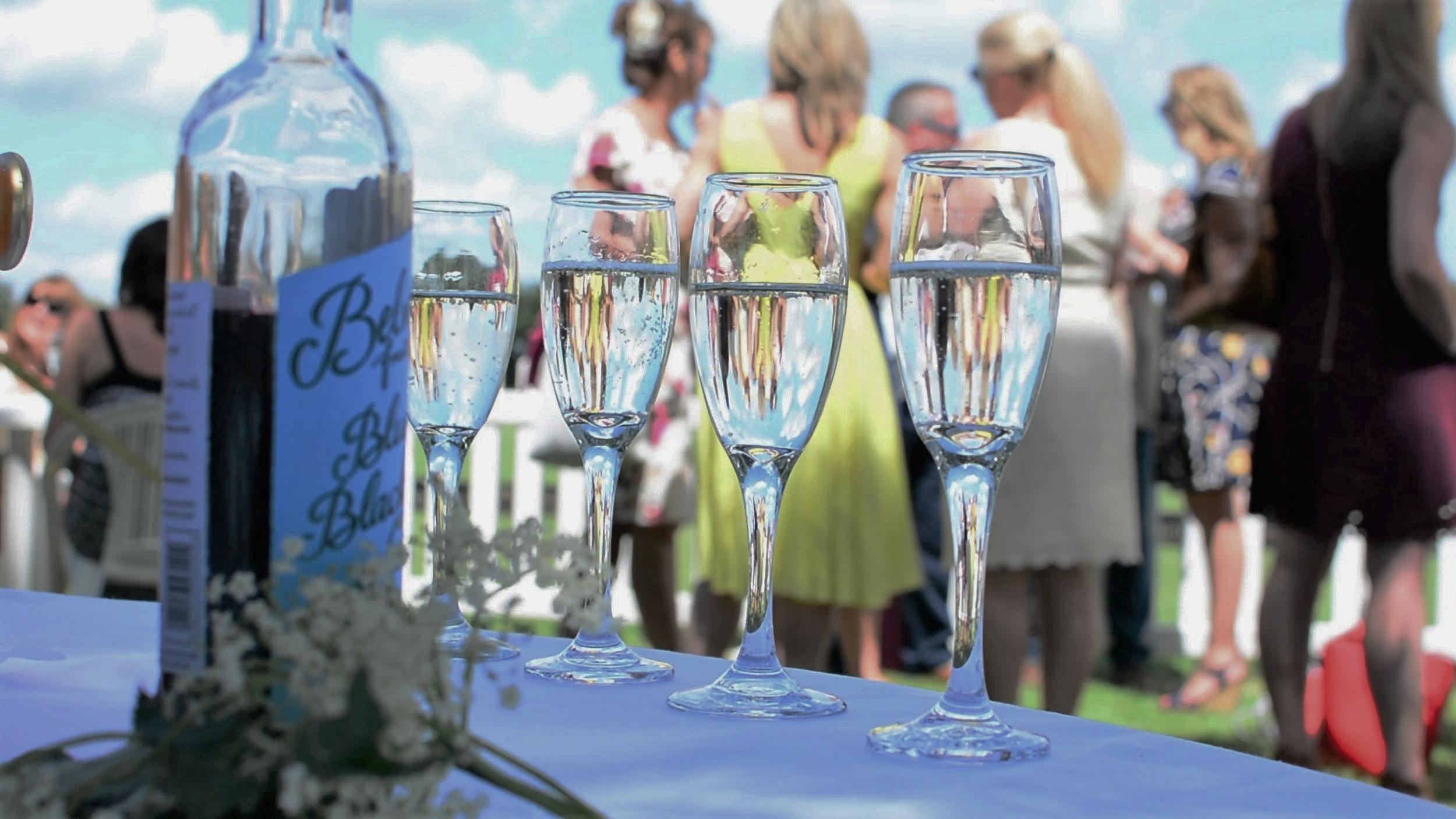 Classic British Summer Parties -