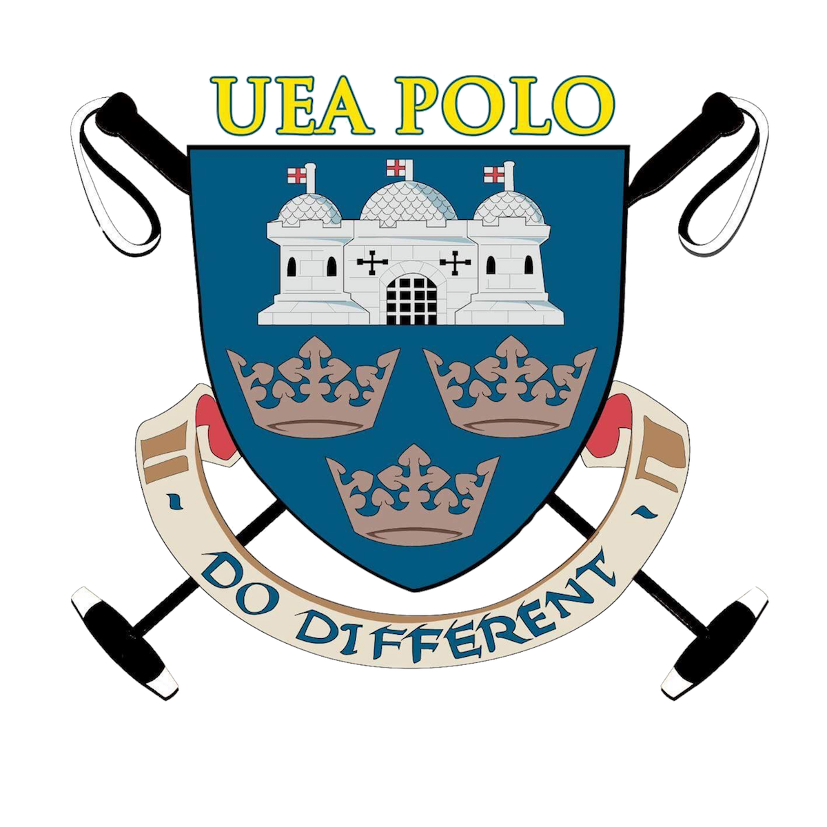 UEA Polo join us from the University of East Anglia bringing students to play.