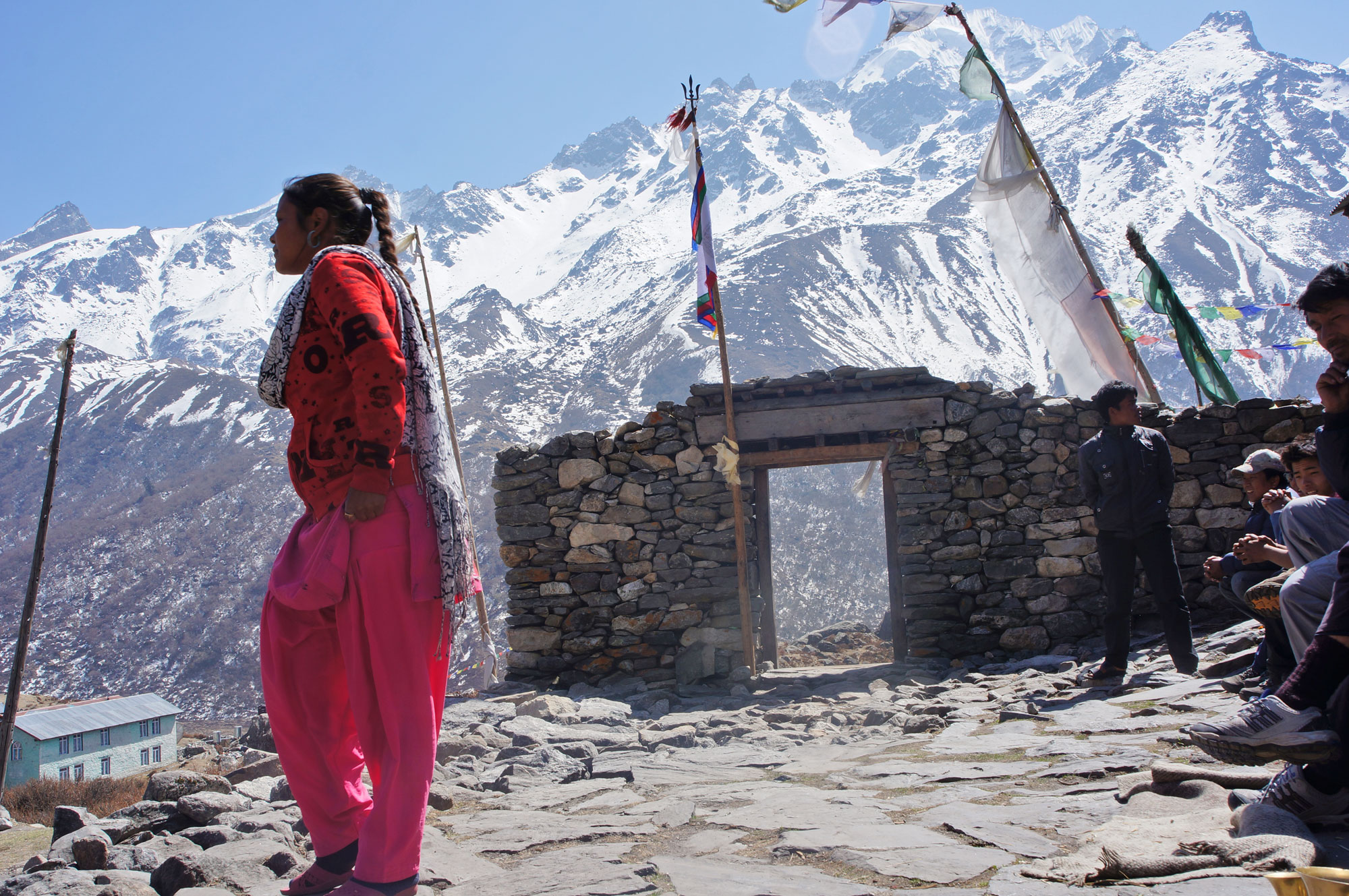 Kyanjin Gompa-  Langtang, Nepal