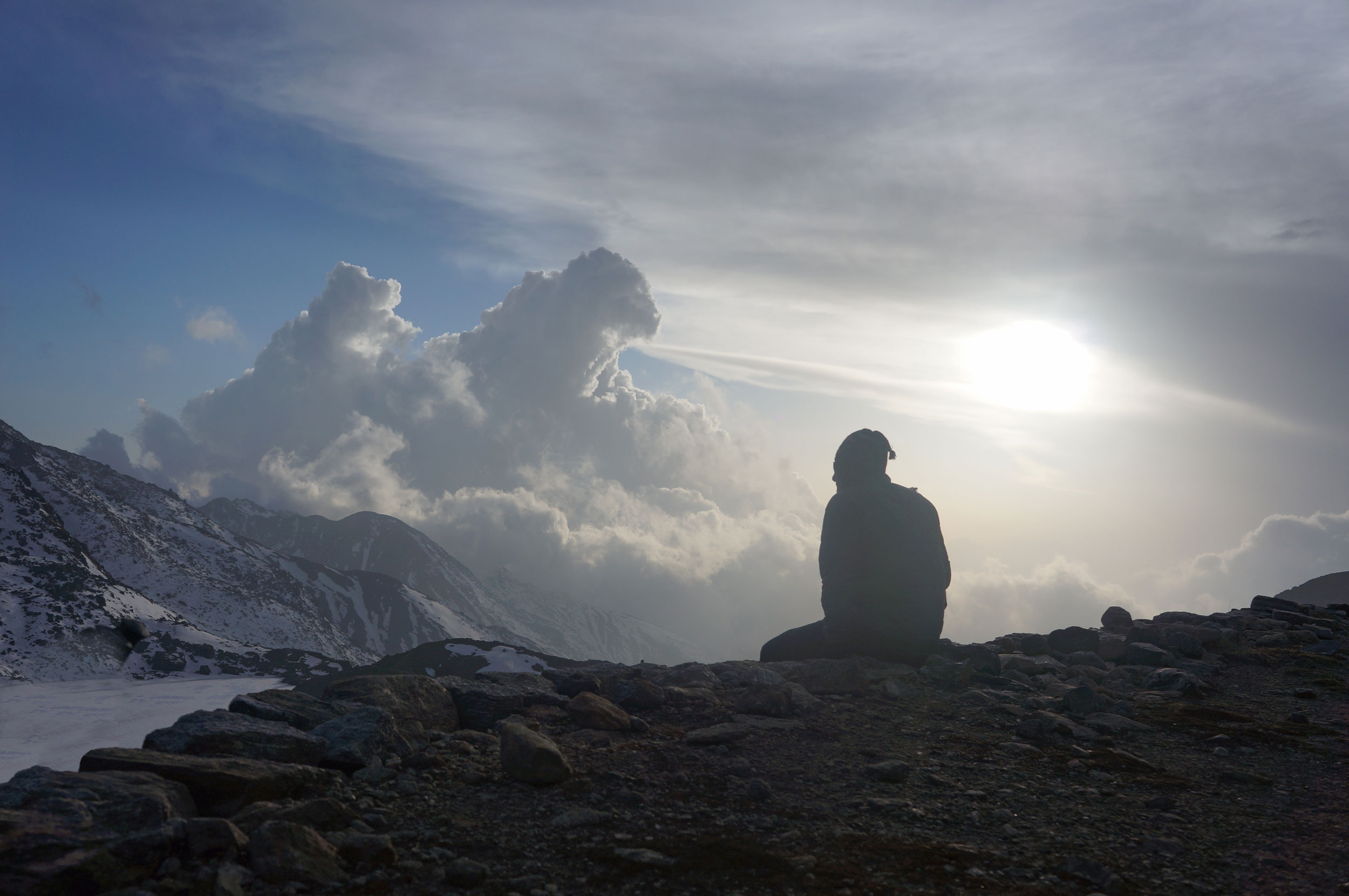 Gossainkund Pass,  Langtang, Nepal