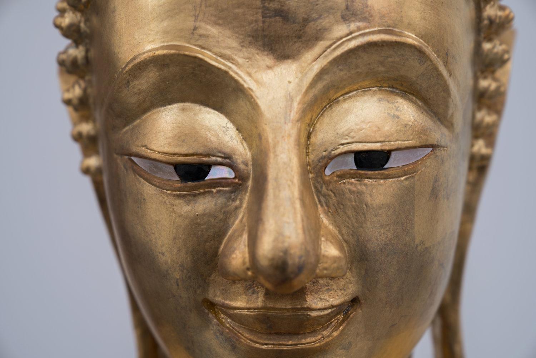 Buddha -Chiang Mai, Thailand