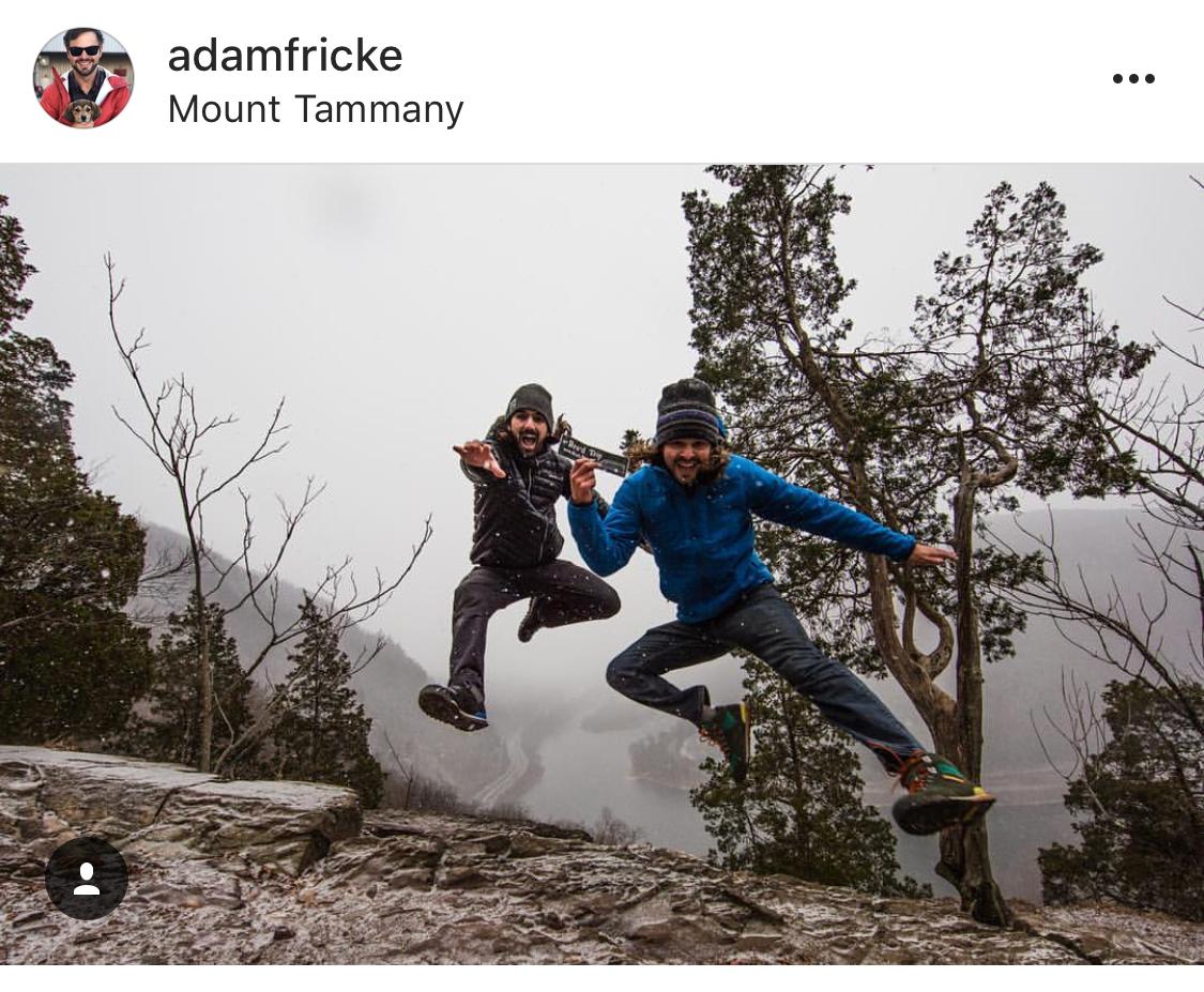 Adam Fricke - Ambassador for: MerrellPay: Free stuff/monthly payment