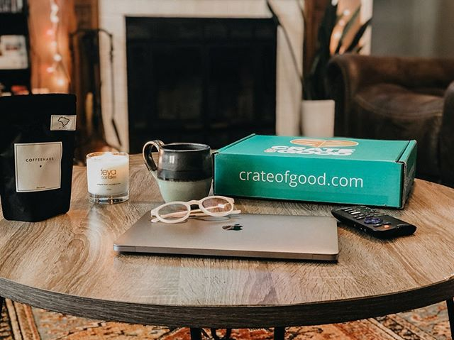 "MORE THAN ANOTHER BOX SUBSCRIPTION! Guys, I found my new obsession: @crateofgood ✨ It's a quarterly subscription box filled with products that support awesome causes. 💪🏼With Crate of Good, they tell you the EXACT impact they make and then invite YOU to CHOOSE where you would like to make an additional impact. . My first box features a DIVINE 🕯@feyacandles sage + lemongrass candle, a 6 oz jar of honey 🐝 from @detroithives, a bag of coffee ☕️ from @coffeeha.us, and a wooden bottle opener🍺 from @woodchuckusa. . I'm explaining more at the link in my bio + sharing my unboxing on my stories! 💚 . 🍻Also fun game - take a drink every time I say ""awesome"" in the unboxing video 🙈 #ad — #crateofgood #coffeebeans #candle #honey #bottleopener #boxsubscription #dogood #influencer #brandambassador"