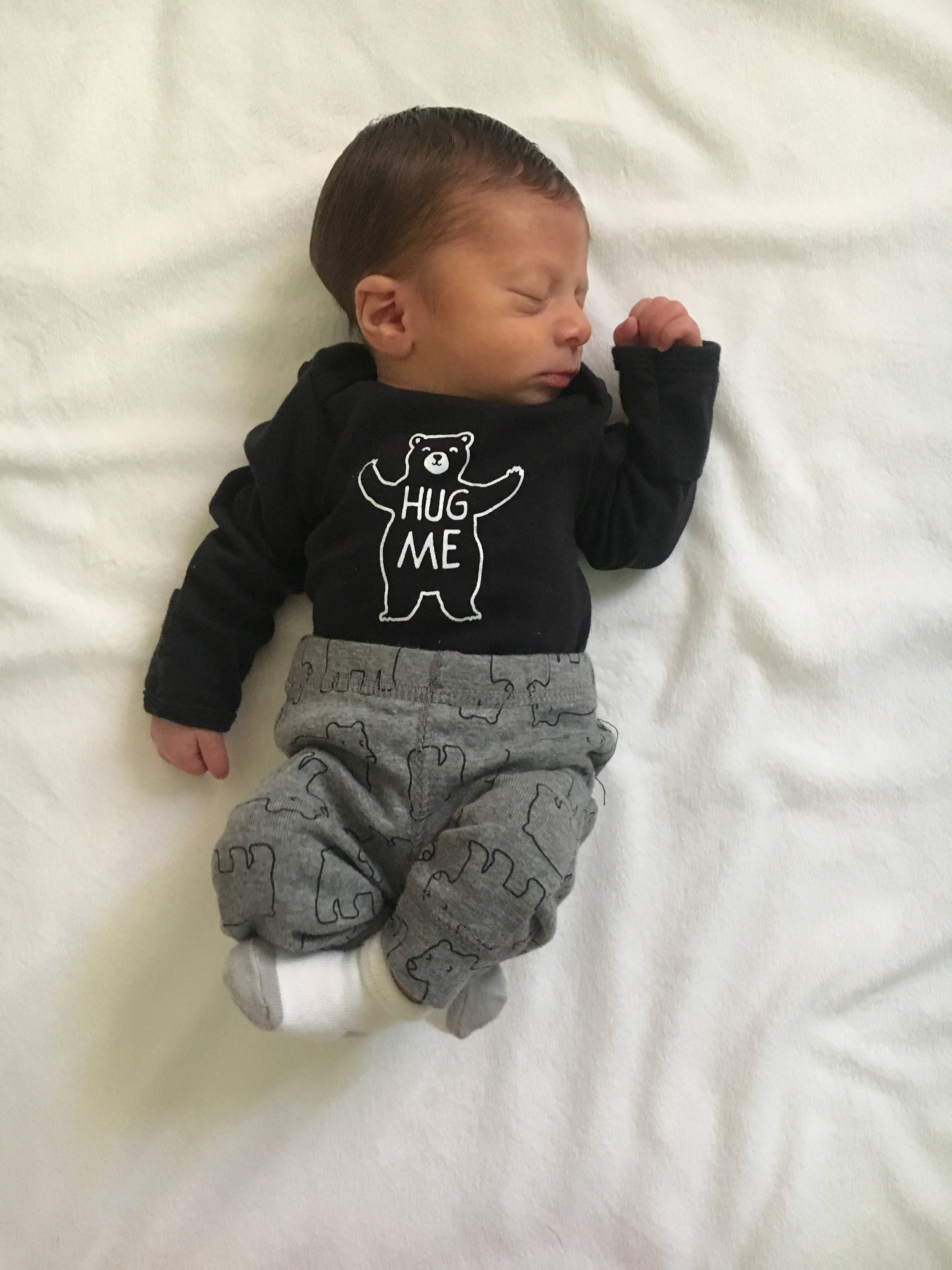 Baby Dominic