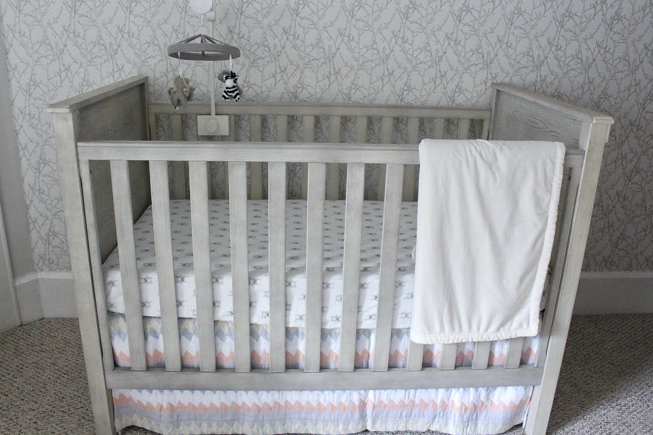 Crib all ready