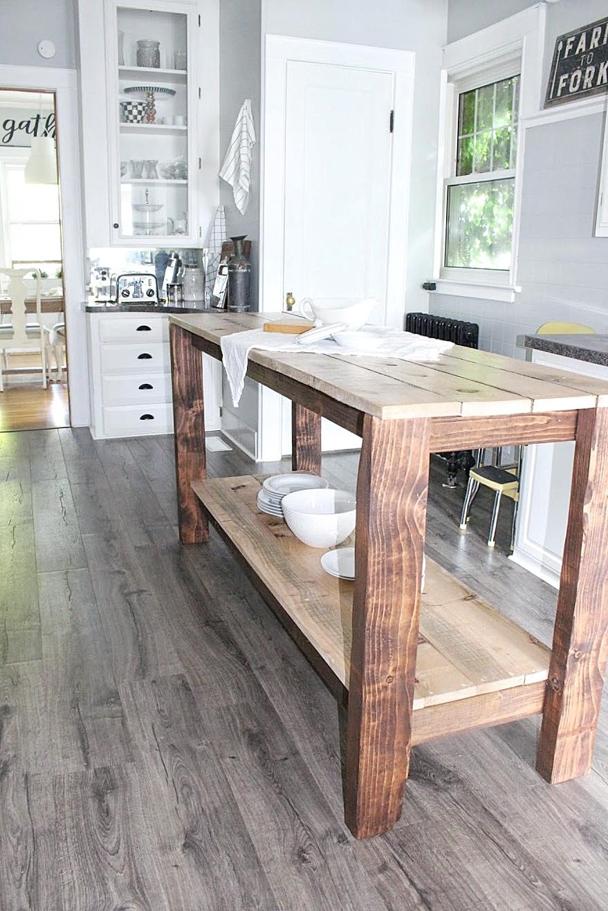 New kitchen pergo floors